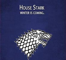 Game of Thrones: Stark by kevinlartees