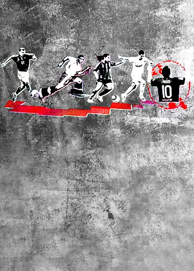 Evolution of Modern Football by Kuilz
