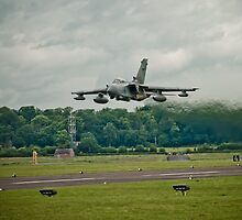 Tornado on Take-off by Matt Sillence