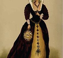 Fancy dresses described or What to wear at fancy balls by Ardern Holt 023 Margurite De Valois by wetdryvac