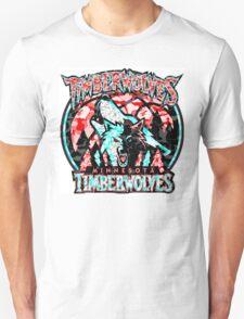 TIMBERWOLVES WHITE T-Shirt