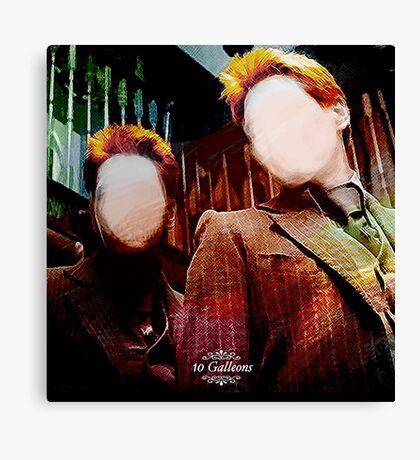 ♕ Weasley ♕ Canvas Print