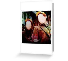 ♕ Weasley ♕ Greeting Card