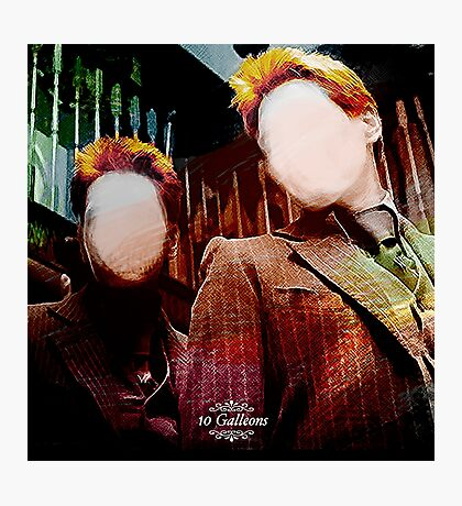 ♕ Weasley ♕ Photographic Print