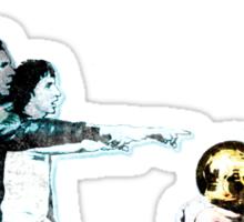 Messi - Better than the rest Sticker