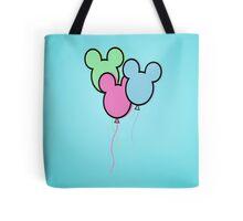 But Mickey Balloons. Tote Bag