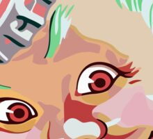 COCA COLA 18 Sticker
