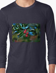 Holly Fantasy Long Sleeve T-Shirt