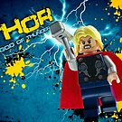 Thor by plopezjr