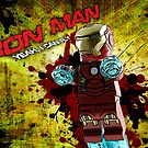 Iron Man by plopezjr