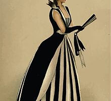 Fancy dresses described or What to wear at fancy balls by Ardern Holt 184 Magpie by wetdryvac