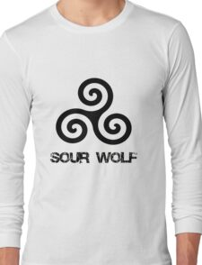 Sour Wolf Long Sleeve T-Shirt