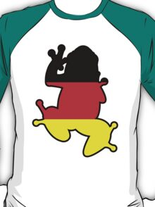 Germany Frog T-Shirt