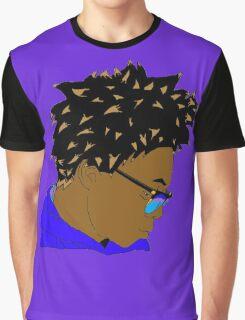 B-Striz SWITD2 Cartoon Graphic T-Shirt