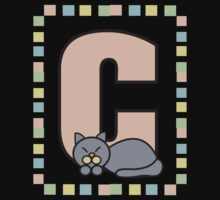 C is for Cat Kids Clothes