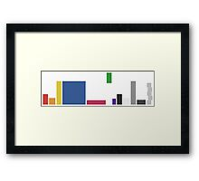 Thomas Wasn't Alone After All Framed Print