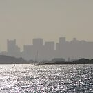 BostonSkyline from Hull by kgarrahan