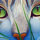 Green Eyes by Brian Commerford