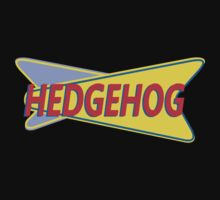 Hedgehog Drive In Baby Tee