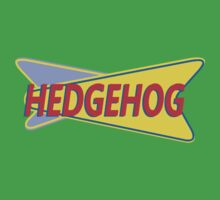 Hedgehog Drive In Kids Clothes
