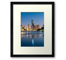 492ft Framed Print