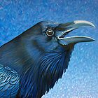 A Ravens Prayer by Brian Commerford