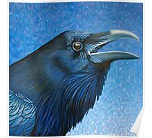 A Ravens Prayer Poster