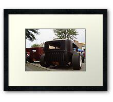 Ratrod Pair Framed Print