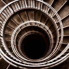 Downward | Spiral by Mark Miller