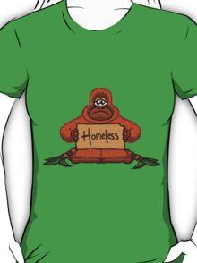 Homeless Orang-utan T-Shirt