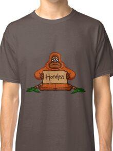 Homeless Orang-utan Classic T-Shirt