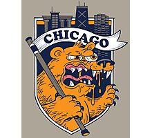 Chicago Football Photographic Print