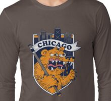 Chicago Football Long Sleeve T-Shirt