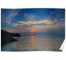 Sunset Denied Poster