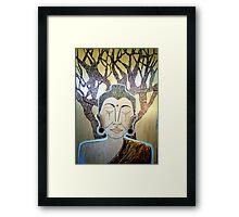 Buddha (Full) Framed Print