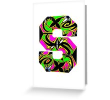 Graffiti S Greeting Card