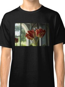 Of Tulips and Garden Windows Classic T-Shirt