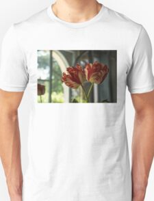 Of Tulips and Garden Windows T-Shirt