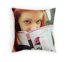 Love's Labour's Lost Throw Pillow