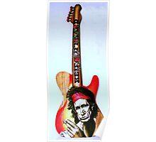 Keif Riffhard-It's only Rock n Roll Poster