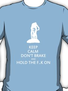 Cross country MTB: KEEP CALM T-Shirt