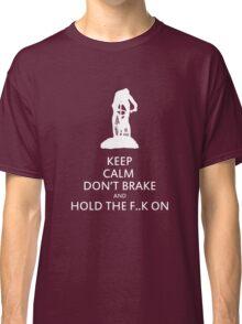 Cross country MTB: KEEP CALM Classic T-Shirt