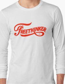 FreeThinker Vintage by Tai's Tees Long Sleeve T-Shirt