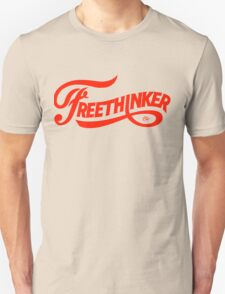 FreeThinker Vintage by Tai's Tees T-Shirt