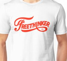 FreeThinker Vintage by Tai's Tees Unisex T-Shirt