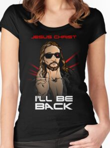 TermiChrist Women's Fitted Scoop T-Shirt