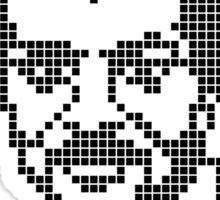 """Pixel Tyson"" by Tai's Tees Sticker"