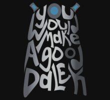 Good Dalek by Ryan Taylor