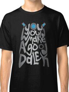 Good Dalek Classic T-Shirt