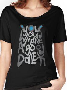 Good Dalek Women's Relaxed Fit T-Shirt